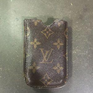 Vintage Louis Vuitton cell phone holder